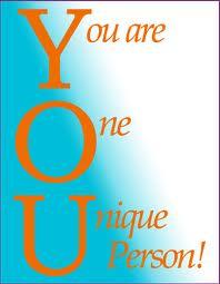 You are unique Grace Gawler Institute